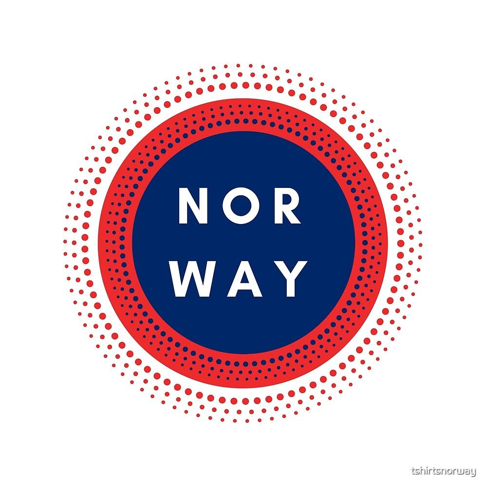 NORWAY by tshirtsnorway
