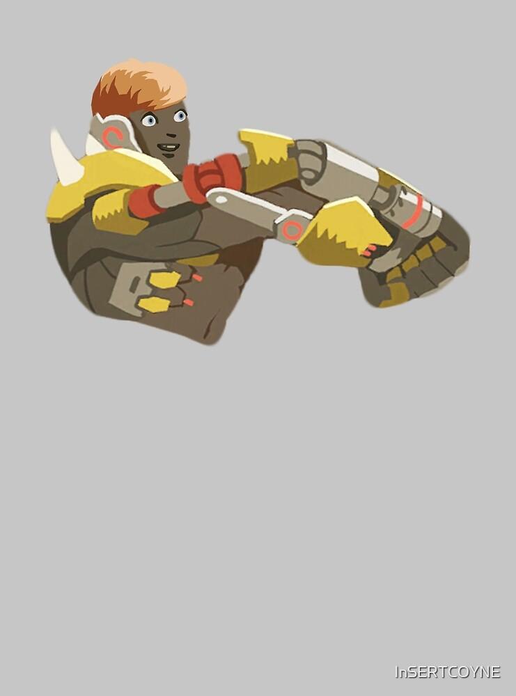 DoomBoy with Hair by InSERTCOYNE