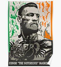 Conor McGregor Art Poster