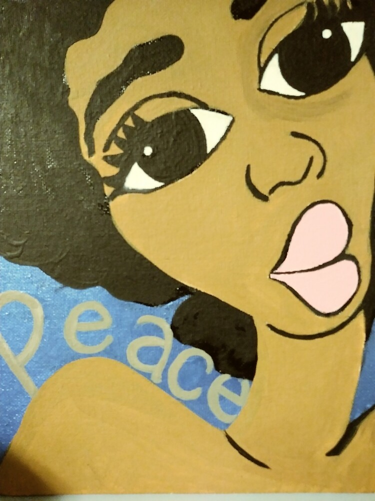Peace Within by KhadijahSalaam