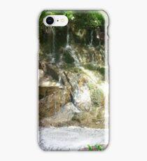 Irish Landscape - Waterfall iPhone Case/Skin