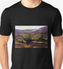 Ferdinand Georg Waldmüller The Ruin Lichtenstein T-Shirt