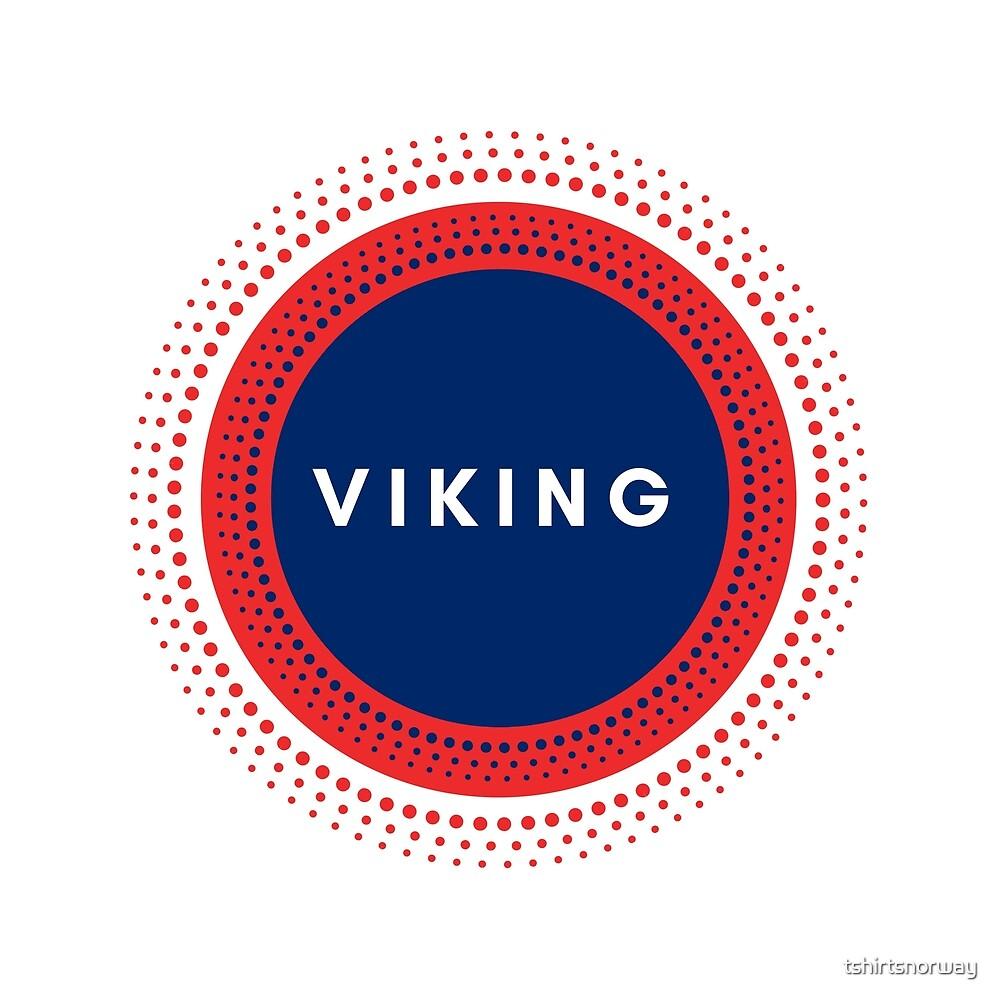 Viking of Norway by tshirtsnorway