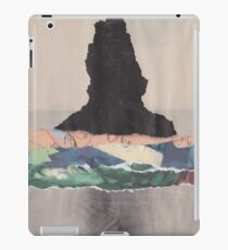 Colored Waves iPad Case/Skin