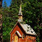Yosemite Chapel by Benjamin Padgett