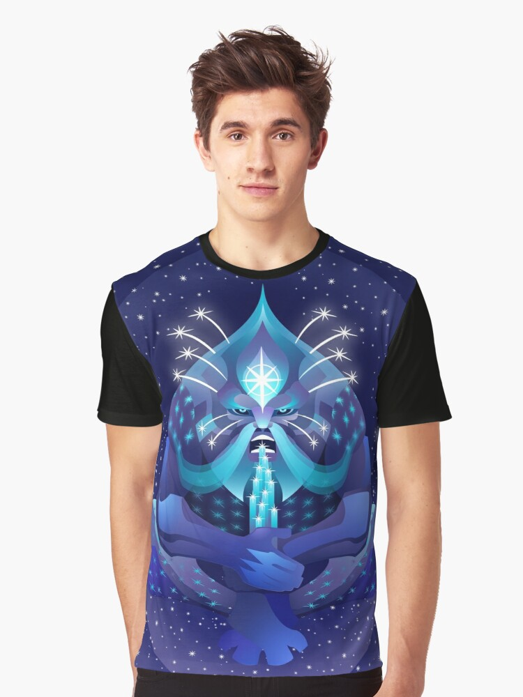 OURANOS Graphic T-Shirt Front