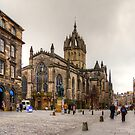 St Giles on the High Street by Tom Gomez