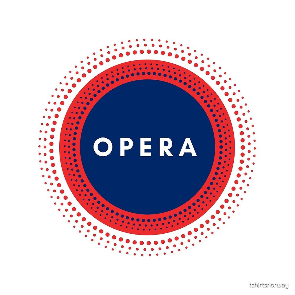 Opera of Norway by tshirtsnorway