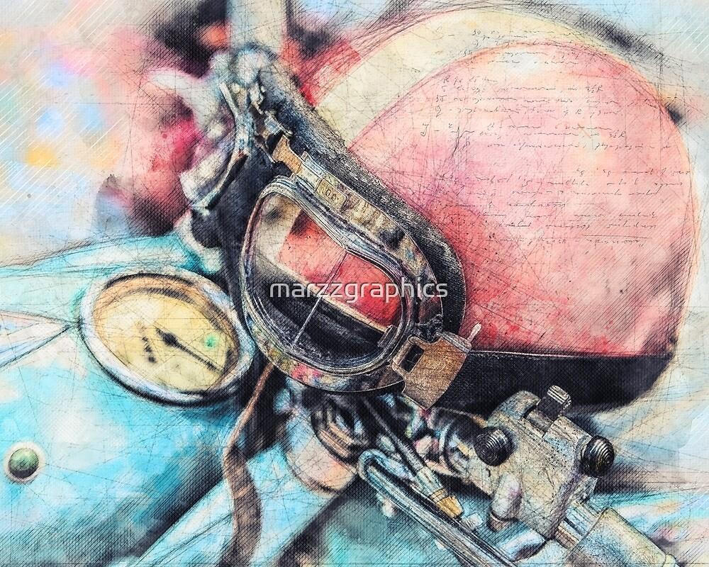 Motorcycle Helmet, Vintage Helmet, Retro Motorcycle, Motorcycle, Biker Gift by marzzgraphics