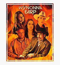 Wynonna Earp Photographic Print