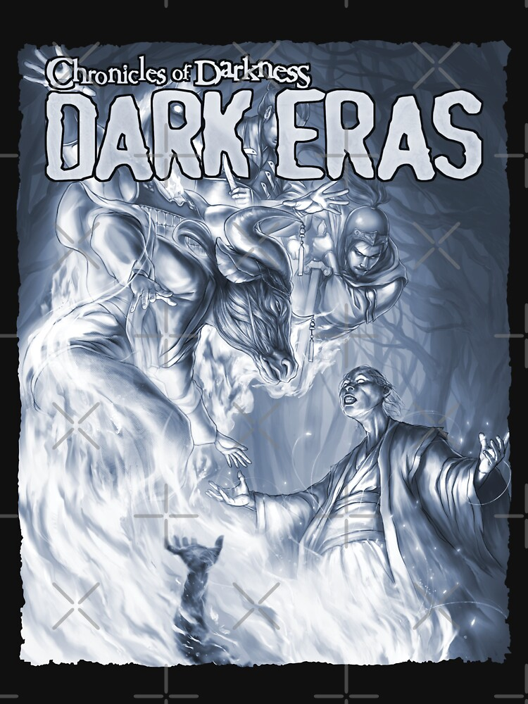 Dark Eras Art: Three Kingdoms of Darkness by TheOnyxPath