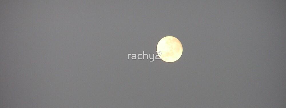 Moon by rachy2