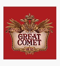 Natasha, Pierre and the Great Comet of 1812 Photographic Print