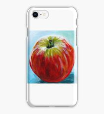 Red Apple Acrylic iPhone Case/Skin