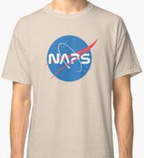 NAPS - NASA LOGO PARODY Classic T-Shirt