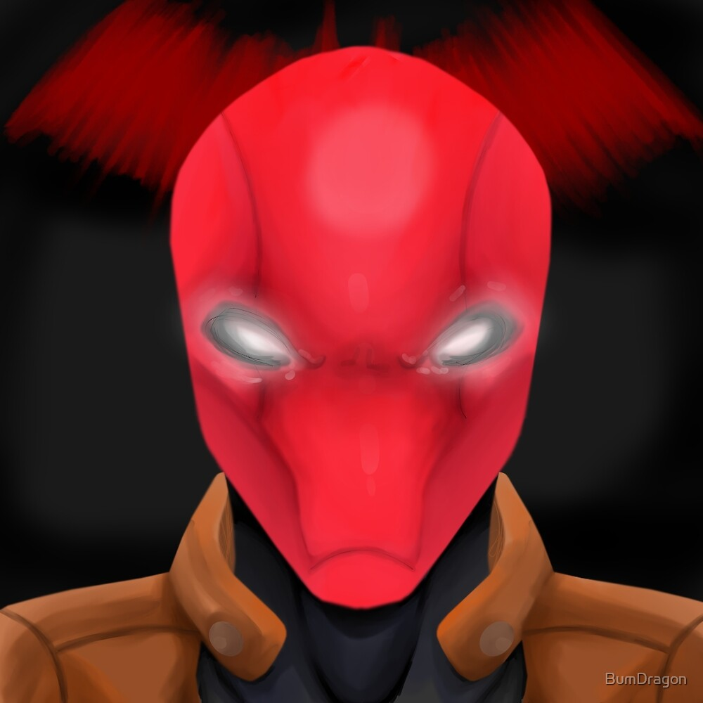 Red Hood by BumDragon