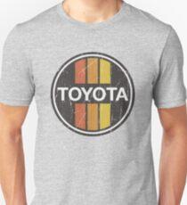 Toyota 1970s Scheme Unisex T-Shirt