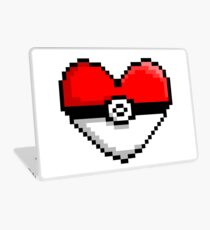 PokeHeart Laptop Skin