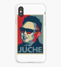Juche iPhone Case/Skin