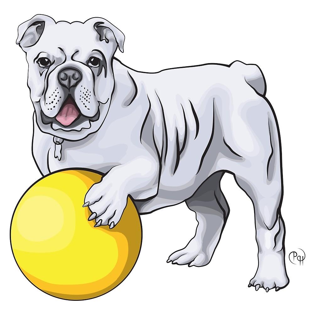 Bulldog by Patrick Halpin