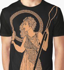 Athena Pottery Graphic T-Shirt