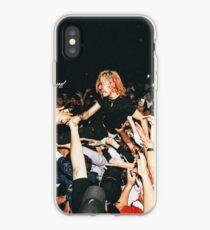 Lil Pump Crowd Surfing iPhone Case