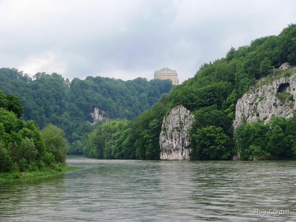 Donaudurchbruch Weltenburg by Roy  Cordell