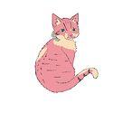 Strawberry Cream Cat by tinkerpunk