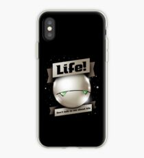 Don't Talk to Me About Life iPhone Case