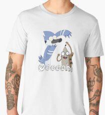 Regular Shirt Ooooh  Men's Premium T-Shirt