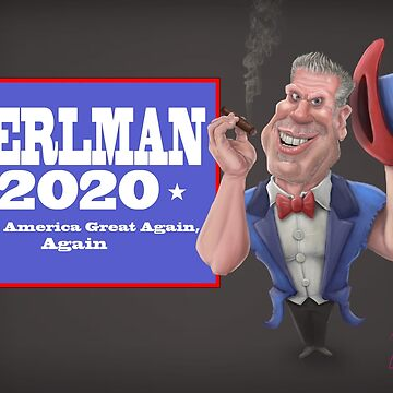 Perlman 2020 by IrishTricky