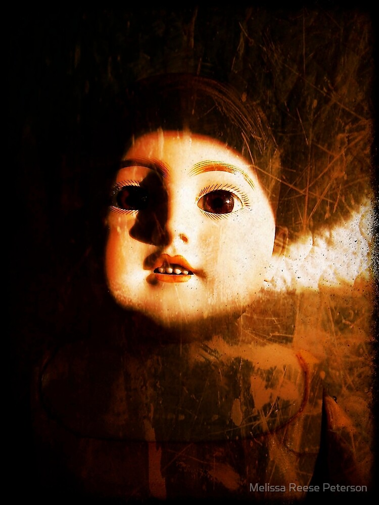 Creepy Baby Doll by Melissa Reese Peterson