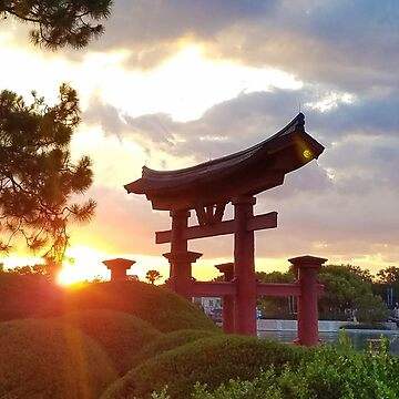 Japan, Florida by parkhopbears