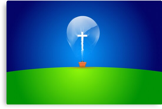 THE LIGHT OF THE WORLD... by webart