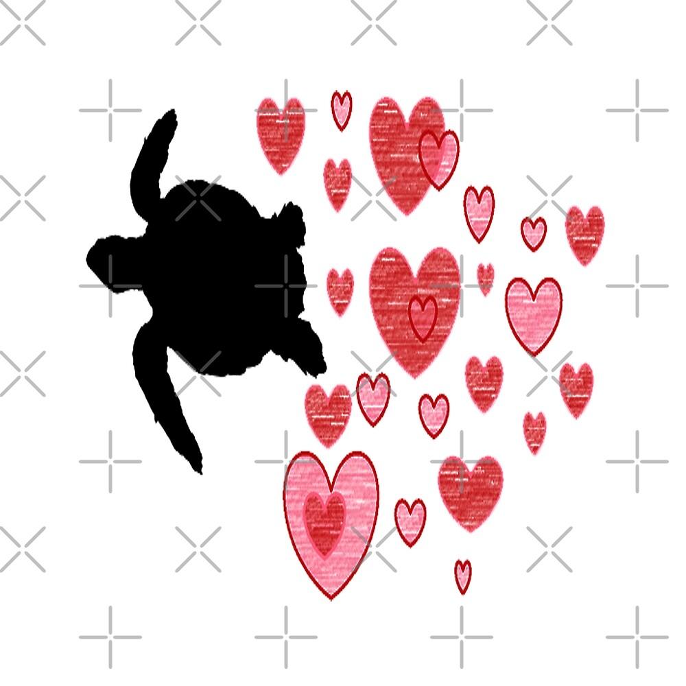 Turtle Love by NINUNO
