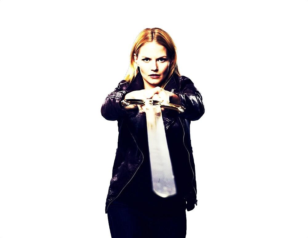 Emma Swan by MeggieMagoo316