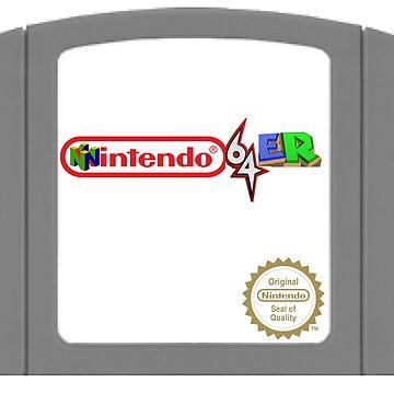 Nintendo 64er cart by TheNintendo64er