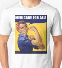 Rosie the Riveter says Medicare for All! T-Shirt