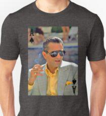 Casino- Ace- Playing Card T-Shirt