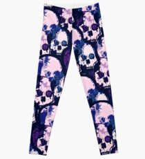 Skull City  Leggings