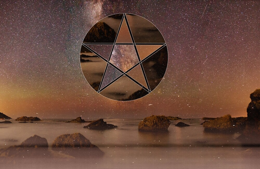 Pentacle by StoicParadox