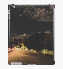 Night Drive iPad Case/Skin