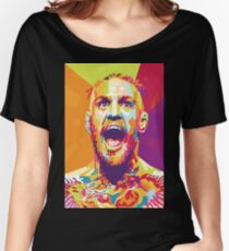 Conor Mcgregor - The notorious Women's Relaxed Fit T-Shirt