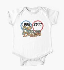 Dueling Dragons: 1999-2017 Kids Clothes