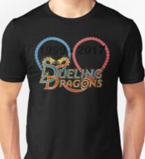 Dueling Dragons: 1999-2017 T-Shirt