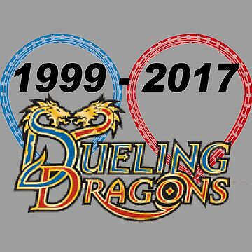 Dueling Dragons: 1999-2017 by ventronehd