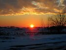 Heavenly Sunset by Barberelli