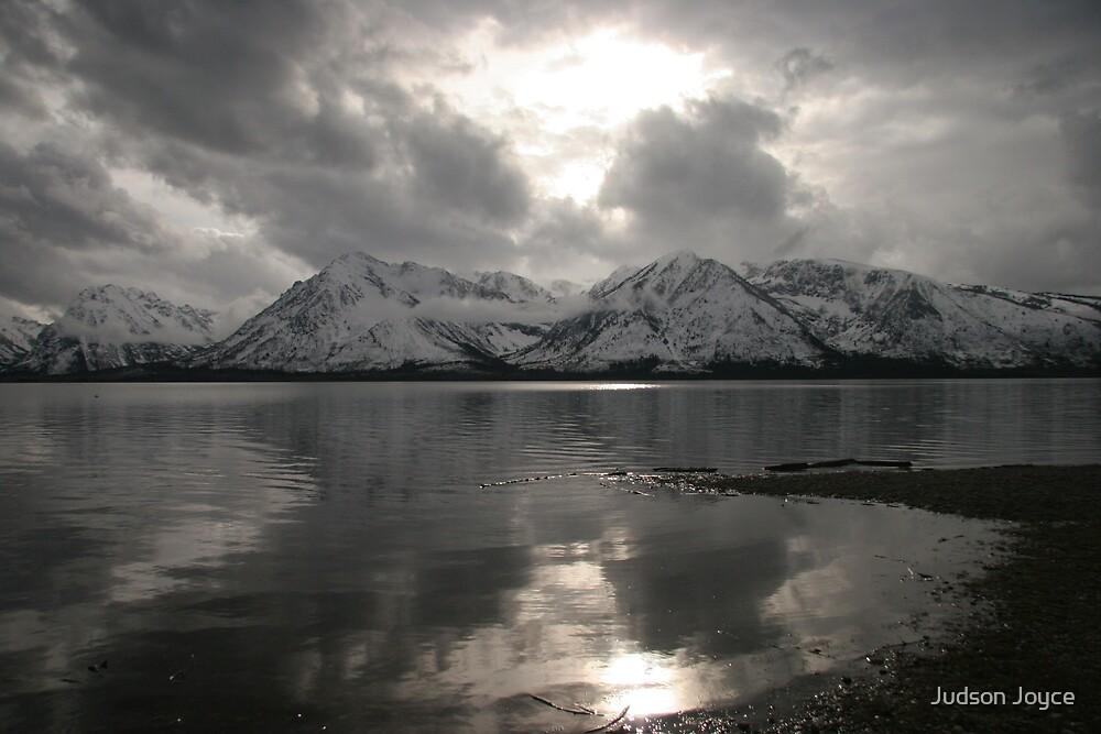 Jackson Lake Evening by Judson Joyce