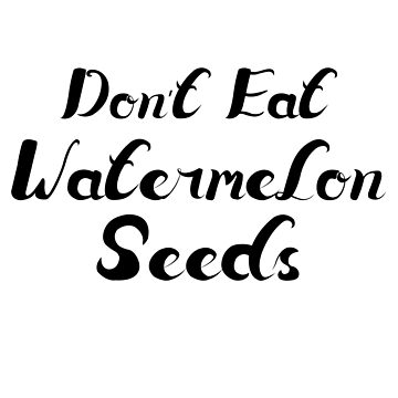 Womens Don't Eat Watermelon Seeds Cute Maternity Shirt Pregnancy by MommiesByDesign