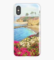 Treasure Island Beach Laguna iPhone Case/Skin